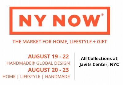 We will exhibit our product at NY NOW on August, 2017.