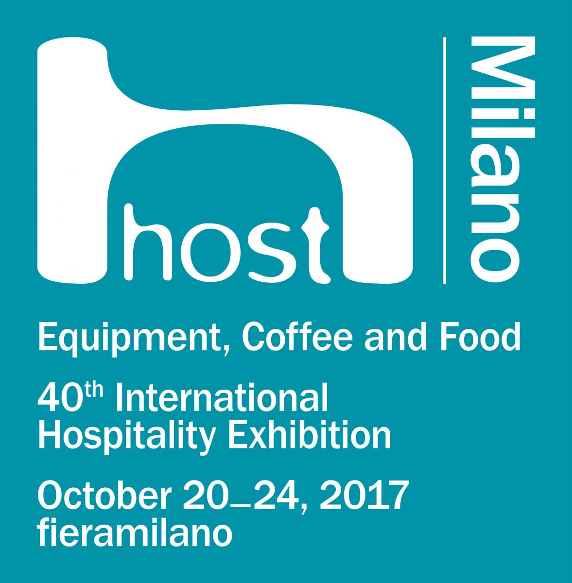 Host Milan 2017 logo