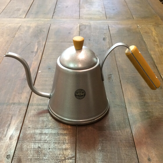 vintage bar drip pot
